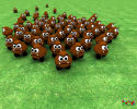 ITS A HORDE OF GOOMBAS!!!!!!!!!!!!!!!!!!!!!!!!!!!