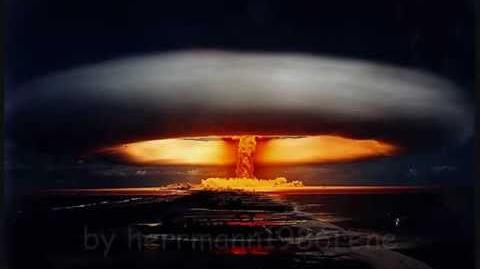 Atom-Alarm Sirene Nuclear Alarm