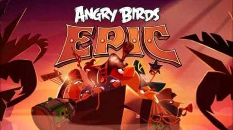 Angry Birds Epic King Pig And His Manic Minions