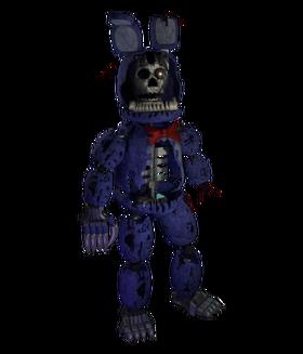 Insane Bonnie extras