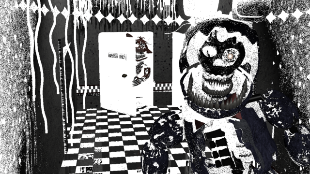File:Hallway 2 Bonnie and Foxy.png