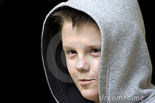 Grinning-hooded-boy-7257873