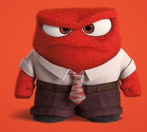 Anger inside out game