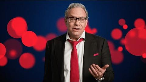 Meet Lewis Black as Anger in INSIDE OUT