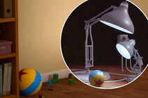 Set inside out easter eggs luxo ball