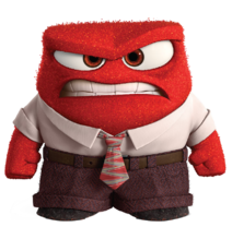 ANGER Fullbody Render