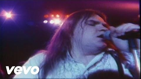 Meat Loaf - You Took The Words Right Out Of My Mouth (Hot Summer Night)