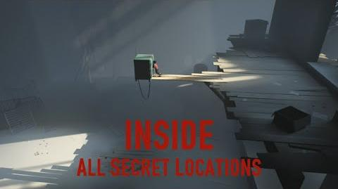 INSIDE - ALL SECRETS (Collectibles) - Achievement Orbs Location Guide