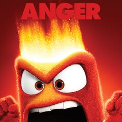 Character Poster of Anger