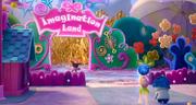Imagination Land Entrance
