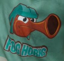 Fog Horns mascot