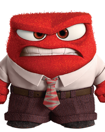 Anger Inside Out Wikia Fandom