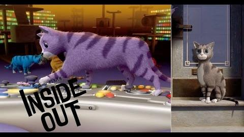 Inside out cat's End Credits.