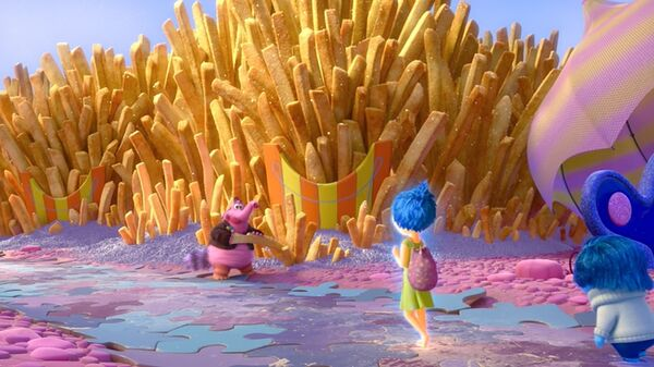 French Fry Forest