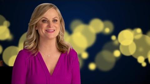 Inside Out - Behind the Scenes Interview with Amy Poehler