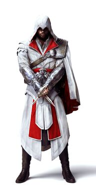 Ezio Auditore Brotherhood