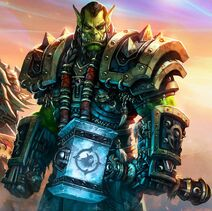 Thrall warchief