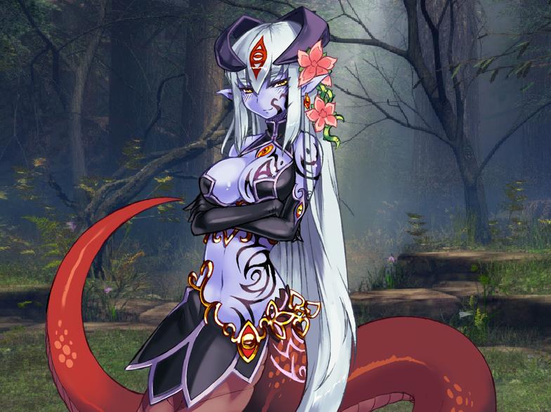 Monster Girl Quest Tamamo