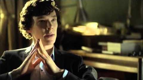 "Sherlock - ""Don't make people into heroes"""
