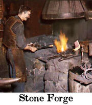 Forge-stone