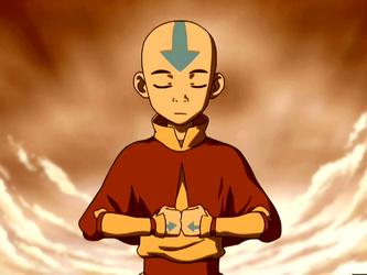 File:Aang meditates.png
