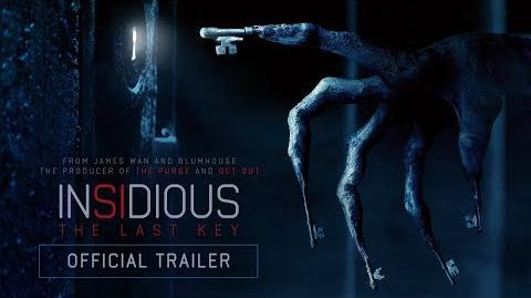 Insidious The Last Key - Official Trailer (HD)