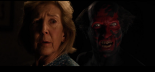 Lipstick-Face demon