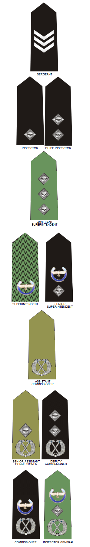 Zambia Police (2010-2011)