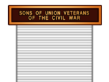 Sons of the union veterans of the civil war (USA)