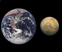 Earth to Veldin comparison