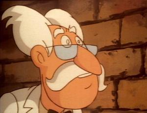 Professor Von Slickstein (DiC)