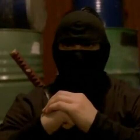 The Ninja, as he appears in <i><a href=