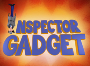 Inspector Gadget 2015 animated series title card