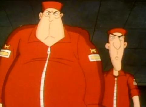 M.A.D agents from inspector gadget