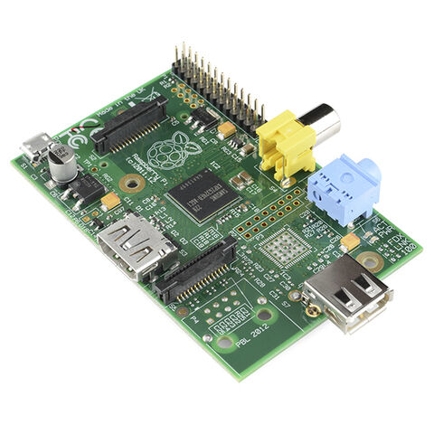 File:Raspberry Pi - Model A.jpg