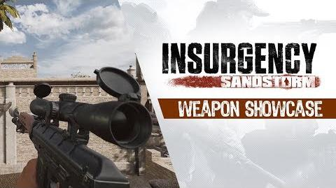 Insurgency Sandstorm - Weapon Showcase SVD