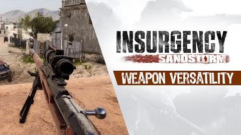 Insurgency Sandstorm - Weapon Versatility