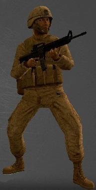 INSMC Rifleman