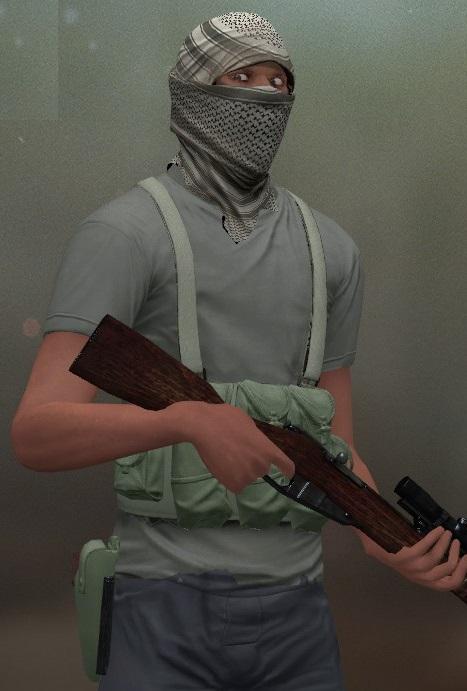 INS Insurgents Sniper