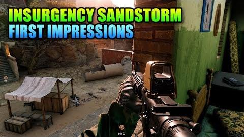 First Impressions & Gameplay - Insurgency Sandstorm