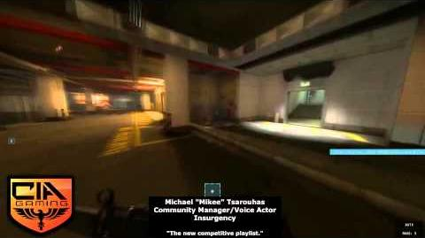 """""""Mikee"""" Community Manager and Voice Actor for Insurgency Competitive Updates, Beta, and Patches!"""