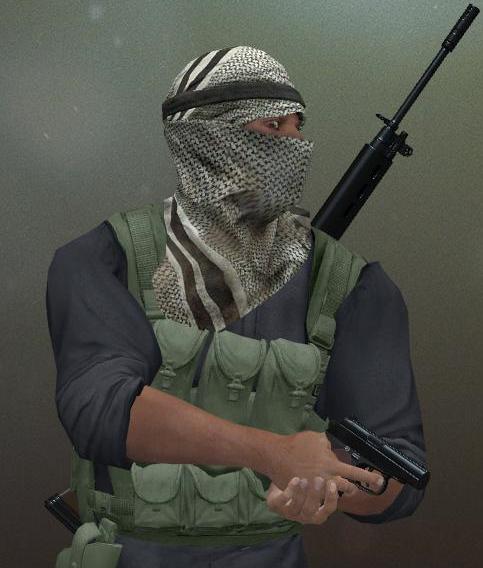 INS Insurgent Specialist