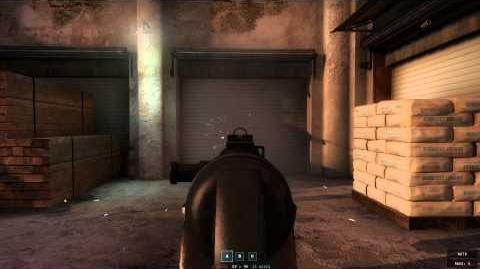 Insurgency - MP40