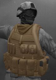 Kit ArmorB&W