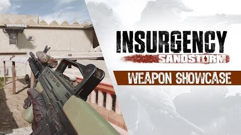 Insurgency Sandstorm - Weapon Showcase L85A2
