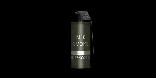 INS M18 Smoke