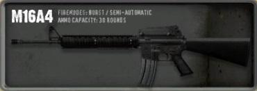 INSMC M16A4
