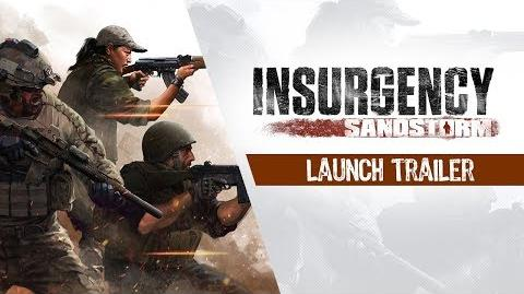 Insurgency Sandstorm - Launch Trailer