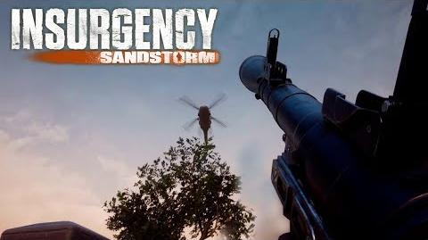 Insurgency Sandstorm - Helicopter Takedown