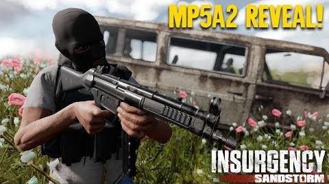Introducing the MP5A2 - Insurgency Sandstorm
